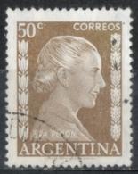 Argentina 1952 - Eva Peron - Argentina