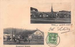 CPA URSY - Propriété Bosson - FR Fribourg