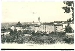 CUNZIER   (42)  -VUE DU BOURG EN 1906 - Bb-819 - Non Classés