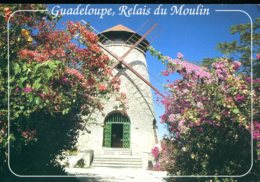Guadeloupe - Saint Anne : Le Relais Du Moulin - Moulins à Vent