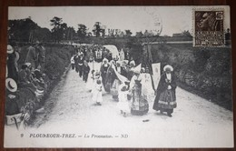 BRIGNOGAN Plouneour Trez   La Procession Voir Numéro 9 - Brignogan-Plage