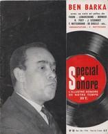BEN BARKA- SPECIAL SONORE - FLEXI - Musique & Instruments
