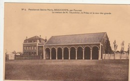 Pensionnat Sainte Marie BEAUCAMPS  La Maison De L'aumonier ***  59  *** - Francia