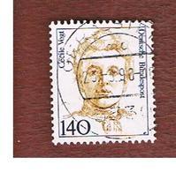 GERMANIA (GERMANY) - SG 2160  - 1989  FAMOUS GERMAN WOMEN 140  - USED - [7] République Fédérale