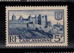 YV 392 N** Carcassone Cote 1,50 Euros - Neufs