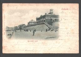 Oostende / Ostende - La Chalet (le Chalet) Royale - Enkele Rug - 1901 - Oostende
