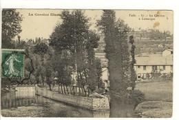 Carte Postale Ancienne Tulle - La Corrèze à Lamarque - Tulle