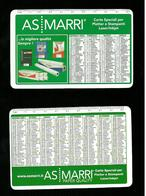 Calendarietto Pubblicitario 2009 - ASMARRI Paper Quality - Calendarios