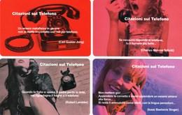 *SAN MARINO - N. 7163/7166 - CITAZIONI SUL TELEFONO* -  Serie Completa NUOVA (MINT) - DUMMY - San Marino