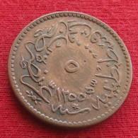 Turkey Turquia  5 Para 1255 / 12 1849-1850 - Türkei