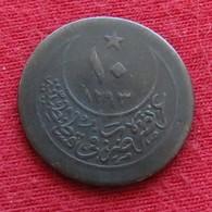 Turkey Turquia  10 Para 1293 / 26 1900 - Türkei