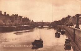Irlande Dublin River Coffey From Butt Bridge - Dublin