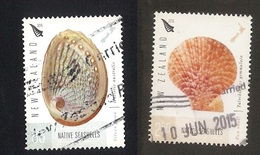 Nueva Zelanda 2015 Used - New Zealand