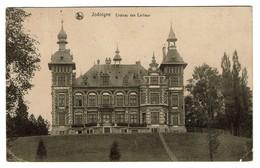 Jodoigne - Château Des Cailloux - Circulée En 1924 - Edit. A. Gilles-Lamproye - 2 Scans - Jodoigne