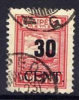 Memel / Klaipeda 1923 Mi 196, Gestempelt [020619XXVII] - Memelgebiet