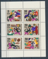 DDR/East Germany/Allemagne Orientale 1968 Mi: Klb 1426-1431 (PF/MNH/Neuf Sans Ch/nuovo Senza C./**)(4473) - [6] Oost-Duitsland