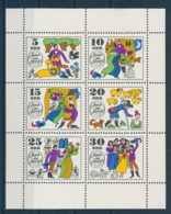 DDR/East Germany/Allemagne Orientale 1969 Mi: Klb 1450-1455 (PF/MNH/Neuf Sans Ch/nuovo Senza C./**)(4474) - [6] Oost-Duitsland