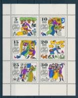 DDR/East Germany/Allemagne Orientale 1969 Mi: Klb 1450-1455 (PF/MNH/Neuf Sans Ch/nuovo Senza C./**)(4474) - Blokken