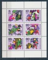 DDR/East Germany/Allemagne Orientale 1970 Mi: Klb 1545-1550 (PF/MNH/Neuf Sans Ch/nuovo Senza C./**)(4475) - Blokken