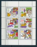 DDR/East Germany/Allemagne Orientale 1971 Mi: Klb 1717-1722 (PF/MNH/Neuf Sans Ch/nuovo Senza C./**)(4476) - Blokken