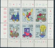 DDR/East Germany/Allemagne Orientale 1980 Mi: Klb 2566-2571 (PF/MNH/Neuf Sans Ch/nuovo Senza C./**)(4479) - Blokken