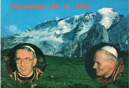 Papi - Giovanni Paolo I E Giovanni Paolo II - Marmolada - Nv - Papi