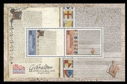 Gibraltar 2015 Micheln° Bloc 123 *** MNH Magna Carta - Gibraltar