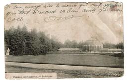 Jodoigne - Château Des Cailloux - 1908 - Carte Abîmée - 2 Scans - Jodoigne