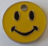 Jeton De Caddie - à Identifier - En Métal - Neuf - - Trolley Token/Shopping Trolley Chip