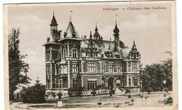 Jodoigne - Château Des Cailloux - Circulée - 2 Scans - Jodoigne
