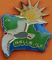 JJ...857..........BELLE  ILE......département Du Morbihan, Dans Le Sud De La Bretagne. - Città