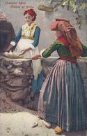 Costumi Sardi Donne Al Forno - Costumes