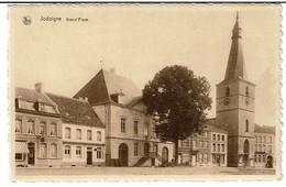 Jodoigne - Grand'Place - Edit. T. Et G. - 2 Scans - Jodoigne