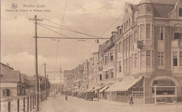 Knocke (Knokke) Zoute  Evenue Du Littoral Et Midland Hotel - Knokke