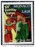 """Monaco YT 2383  """" Cirque """" 2003 Neuf** - Unused Stamps"""