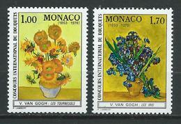 MONACO 1978 . N°s 1161 Et 1162 . Neufs  ** (MNH) . - Neufs