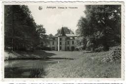 Jodoigne - Château De L'Ardoisière - Edit. Mathieu-Tirions - 2 Scans - Jodoigne