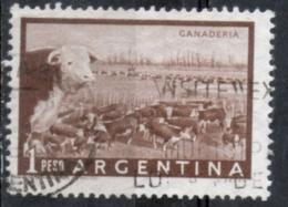 Argentina 1958 - Allevamento Bestiame Cattle Ranch - Argentina