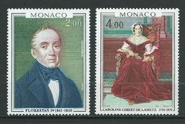 MONACO 1978 . N°s 1172 Et 1173 . Neufs  ** (MNH) . - Neufs