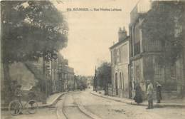 18 - BOURGES - Rue Nicolas Leblanc En 1917 - Bourges