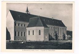 B-7191   HAMONT-ACHEL : St Benedictus Abdij - Kapittel En Bibliotheek ( Martien Coppens) - Hamont-Achel