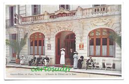 03 - VICHY - GRAND HÔTEL DU PARC - L'ENTREE - SUPERBE - Vichy