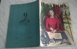 IL DRAMMA N. 73 15/11/1948 VIVI GIOI/ GASSMAN, TORRIERI, CARRARO/ POLITO, NINCHI ... (1) - Libri, Riviste, Fumetti