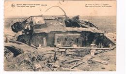 B-7196  ZILLEBEKE : La Mort Du Tank - Ieper