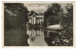 Jodoigne - Château De L'Ardoisière - Edit. P.J. Bruxelles - 2 Scans - Jodoigne