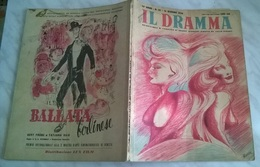 IL DRAMMA N. 111 15/6/1950 VIVI GIOI/ PAVLOVA, OPPI, ALBERICI ...  (2) - Libri, Riviste, Fumetti