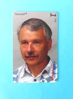 SPECIALTY ... A MAN - Switzerland Special Issue Card Without Chip * 1 CHF Taxcard Swisscom - Suisse