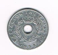 // GRIEKENLAND  10  LEPTA  1959 - Grèce