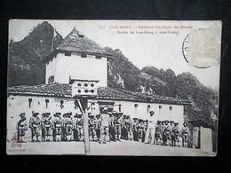 TONKIN CAO BANG INTERIEUR DU POSTE DE MOXAT - Vietnam