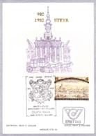 1980 1000 J. Steyr FDC Karte (ANK 1676, Mi 1645) - FDC